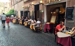 Gnocchi alla romana Roma Trastevere